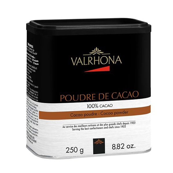 Valrhona cocoa is our favorite ingredient for GIO Gelati dairy-free chocolate gelato.